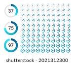 percent loader. round progress...