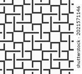 vector seamless pattern. modern ...   Shutterstock .eps vector #2021571146