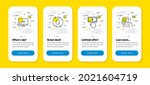 vector set of seo adblock ...