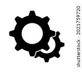 setting gear vector icon design ...   Shutterstock .eps vector #2021759720