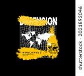 dimension writing design ... | Shutterstock .eps vector #2021893046