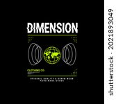 dimension writing design ... | Shutterstock .eps vector #2021893049