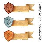 rank game badge icon set ...