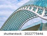 The Bridge Of Peace Over The...