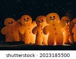 Scary Halloween Cookies ...