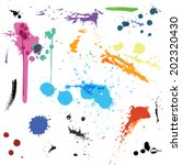 color abstract vector