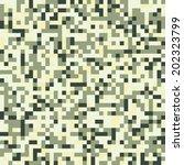 Olive Green Digital Seamless...