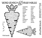 word search crossword puzzle....   Shutterstock .eps vector #2023317710