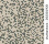 Seamless Digital Camo