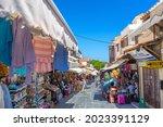 Rhodes  Greece   July 04  2021  ...