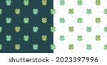 Smiling Frogs Pattern Green ...