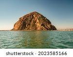 Morro Rock  A Volcanic Plug In...