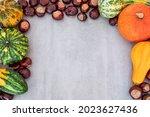 Selection Of Various Pumpkins...