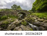 Ashness Bridge In The English...