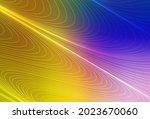 dark pink  yellow vector...   Shutterstock .eps vector #2023670060