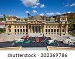 gunzburg  germany   august 27 ... | Shutterstock . vector #202369786