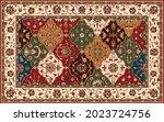 persian carpet original design  ... | Shutterstock .eps vector #2023724756