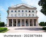 baturyn  chernihiv  ukraine  ... | Shutterstock . vector #2023875686