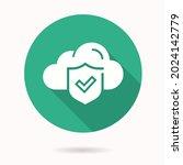 verification icon. simple... | Shutterstock .eps vector #2024142779