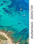 view of mediterranean coast | Shutterstock . vector #20241724