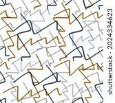 masculine geometric seamless...   Shutterstock .eps vector #2024334623