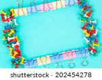frame with space for text | Shutterstock . vector #202454278