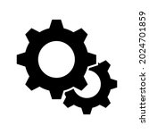 setting gear vector icon design ...   Shutterstock .eps vector #2024701859