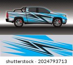 car livery wrap decal  rally... | Shutterstock .eps vector #2024793713