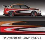 car livery wrap decal  rally... | Shutterstock .eps vector #2024793716