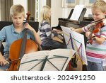Children Playing Musical...