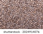 background from brown coffee...   Shutterstock . vector #2024914076