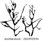 ink background | Shutterstock .eps vector #202493554