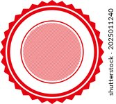 vector stamp without text. set...   Shutterstock .eps vector #2025011240