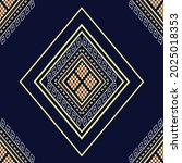 geometric ethnic texture... | Shutterstock .eps vector #2025018353
