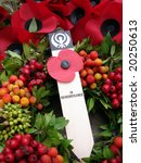 Remembrance Day Cross And...