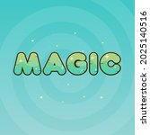 game ui games magical font...
