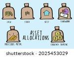 vector illustration of doodle... | Shutterstock .eps vector #2025453029