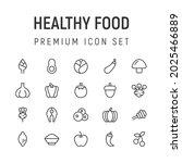 premium pack of healthy food...