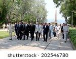 odessa  ukraine   june 4  2011  ... | Shutterstock . vector #202546780