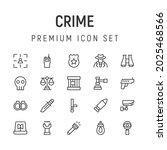 premium pack of crime line...