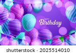 3d realistic colorful happy...   Shutterstock .eps vector #2025514010