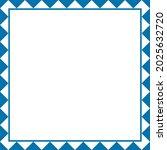 oktoberfest border or frame... | Shutterstock .eps vector #2025632720