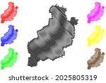 diepholz district  federal... | Shutterstock .eps vector #2025805319