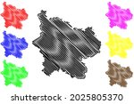 elbe elster district  federal... | Shutterstock .eps vector #2025805370