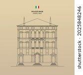 Palazzo Balbi  Venice  Italy ...