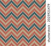 handicraft chevron stripes... | Shutterstock .eps vector #2025921479
