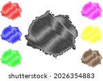 erding district  federal... | Shutterstock .eps vector #2026354883