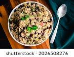 Cilantro Lime Rice With Black...