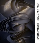 abstract background. black...   Shutterstock .eps vector #2026754750