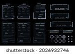 set  hud elements for the user...